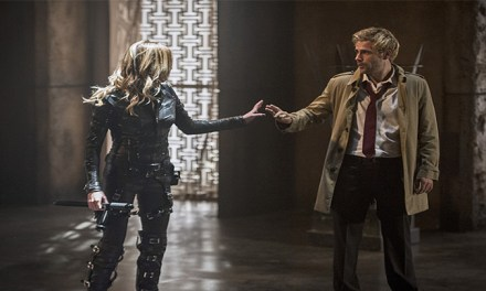 "Review: Arrow:  ""Haunted"""