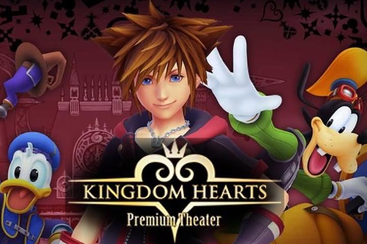 Kingdom Hearts Premium Theatre News from D23 Expo Japan