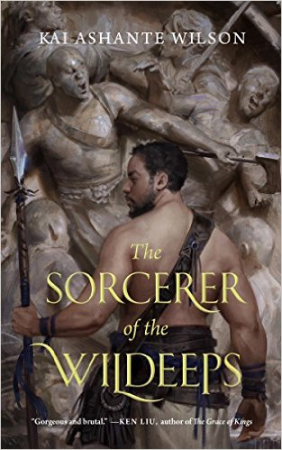 Book Review: The Sorcerer of the Wildeeps