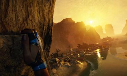 Adrenaline & adventure in Crytek's Oculus Rift Title, The Climb!