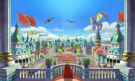 Ni No Kuni II: Revenant Kingdom announced!