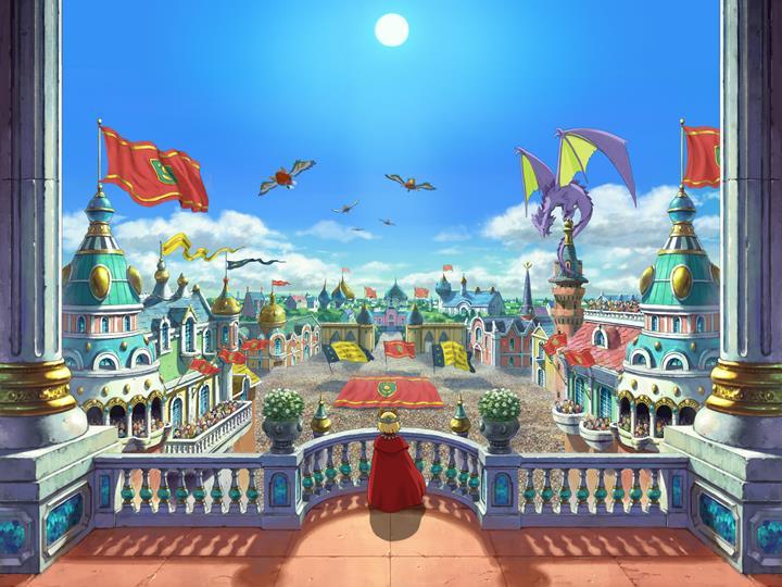 Ni No Kuni II: Revenant Kingdom announced!