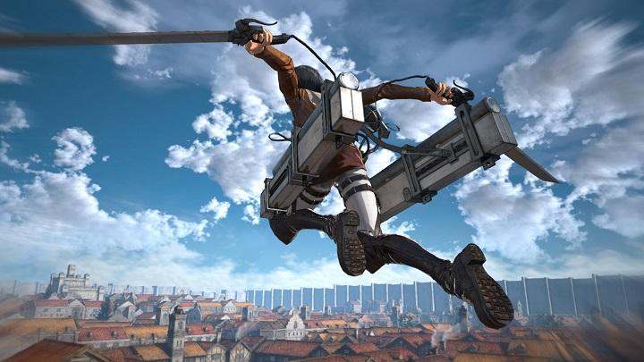 Attack on Titan Gameplay Trailer