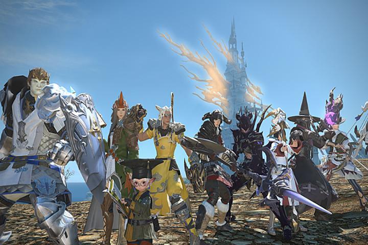 Final Fantasy XIV Online: Free Campaign!