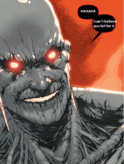 Review: Darkseid War: Lex Luthor