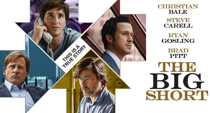Review: The Big Short, how did that happen!?