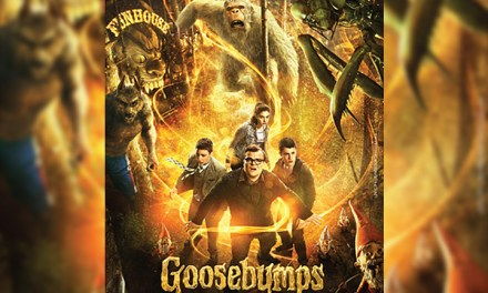 Review: Goosebumps, Slappy's back