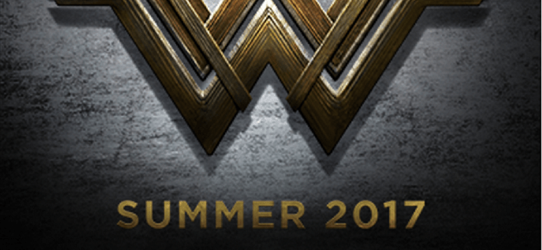 Wonder Woman logo and footage revealed