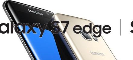 Samsung Announces the Galaxy S7 & S7 Edge