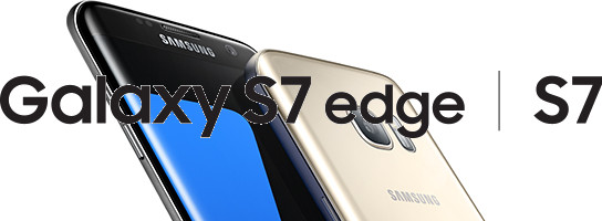 Samsung Announces the Galaxy S7 & S7 Edge