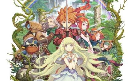 Adventures of Mana available for iOS and Android!