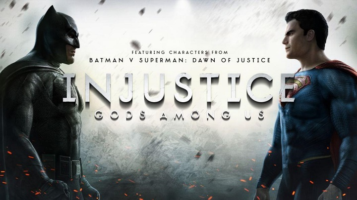 Injustice: Gods Among Us Mobile Launches Batman v Superman: Dawn of Justice Content