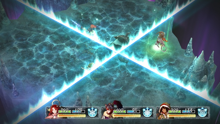 I Am Setsuna brings back old school style to JRPG's this summer!
