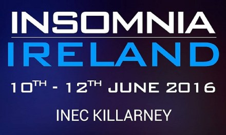 Insomnia Gaming Ireland tickets available now via Ticketmaster!
