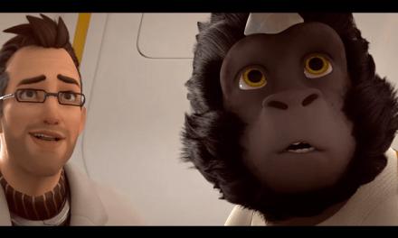 "Overwatch Animated Short – ""Recall"""