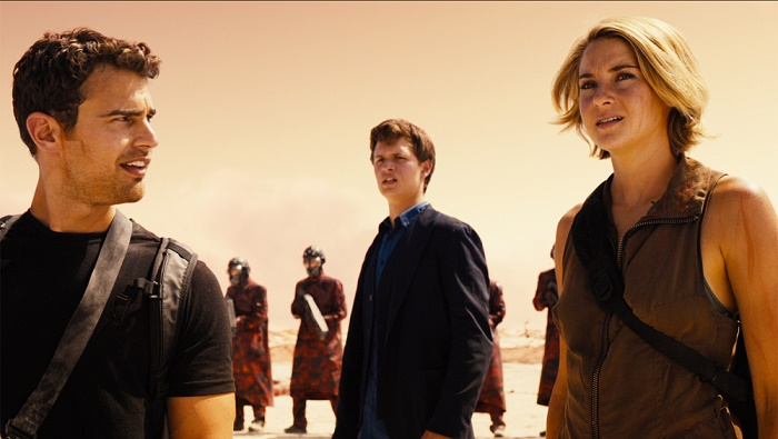 Review: Divergent Series: Allegiant