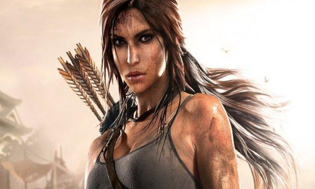 Daisy Ridley could be Lara Croft?