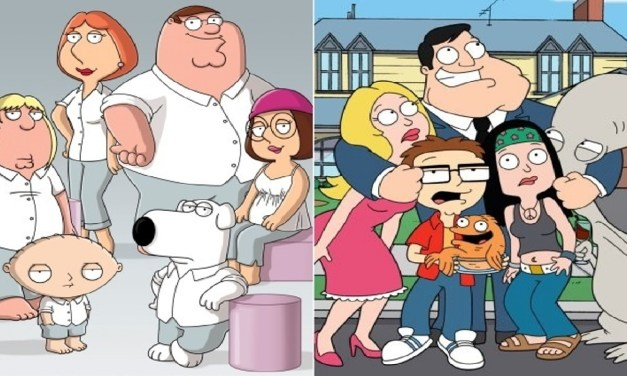 Top 10 Songs from Family Guy and American Dad
