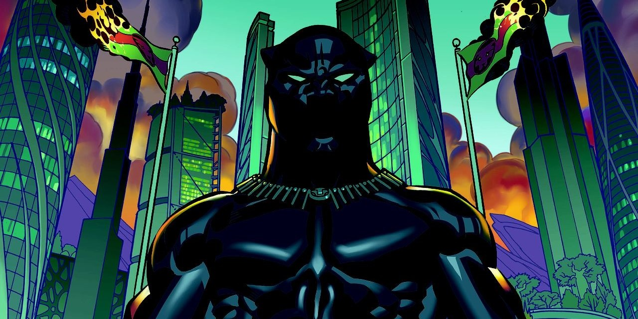 Review: Black Panther No. 1