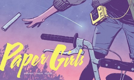 Review: Paper Girls Vol 1