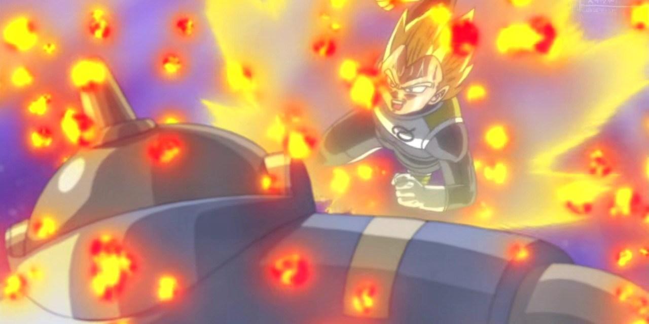 Review: Dragon Ball Super – Episode 36