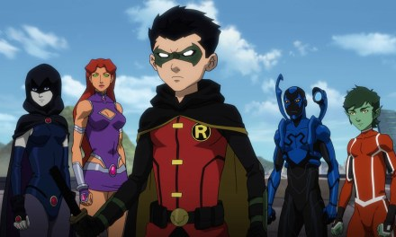 Review: Justice League vs. Teen Titans