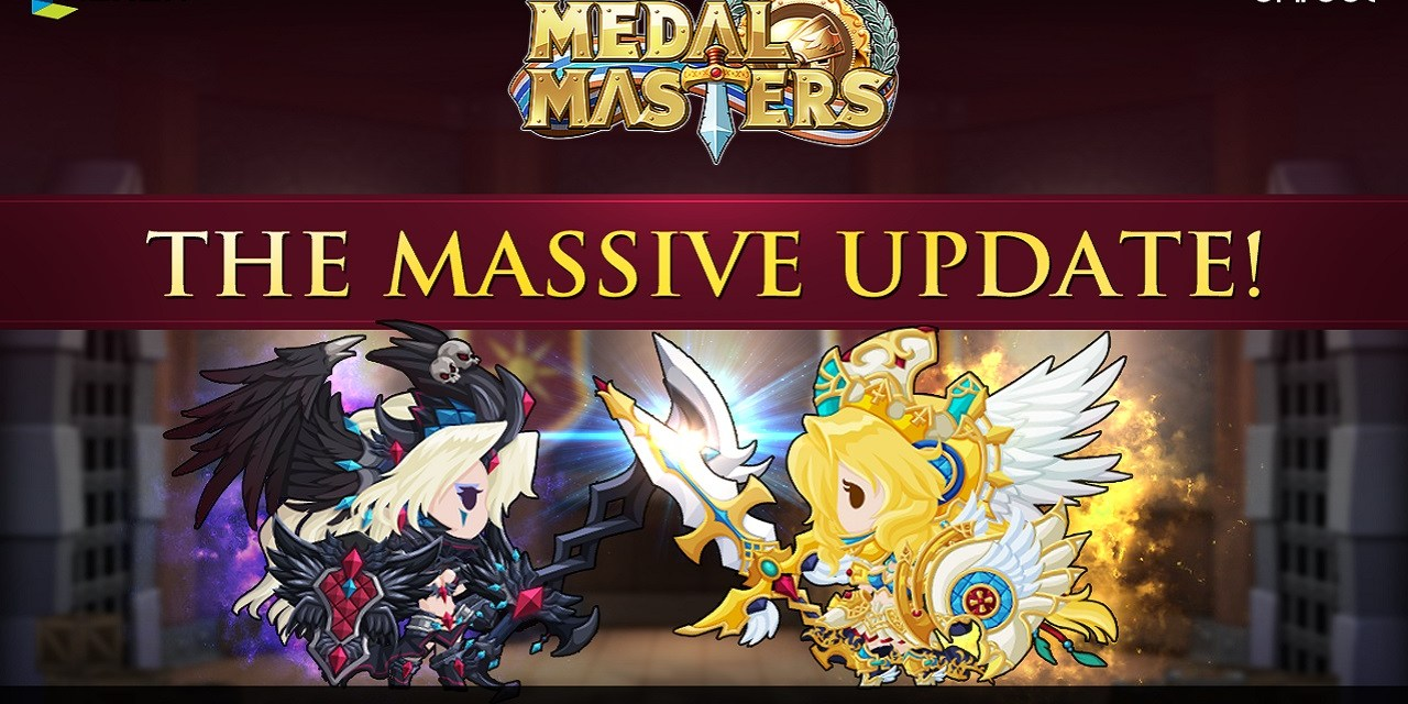 Massive Update for three major mobile role-playing games