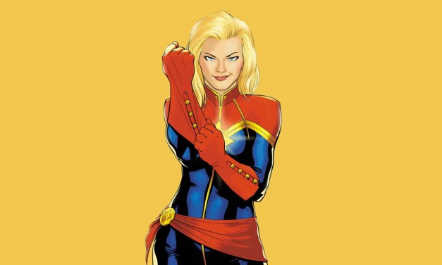 Captain Marvel confirmed for Infinity War