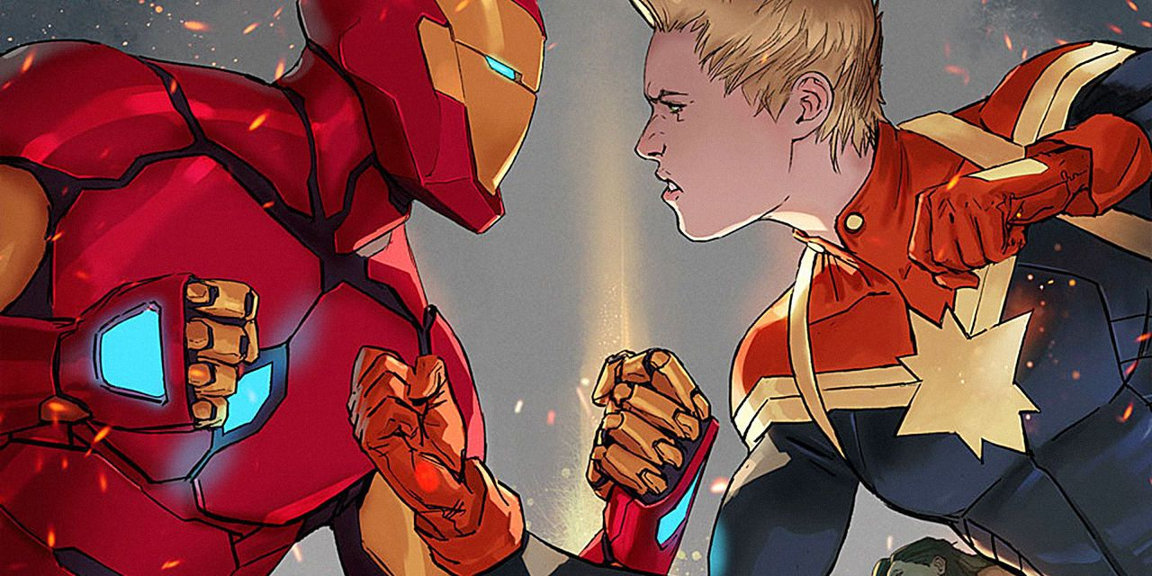 Review: Civil War II # 0