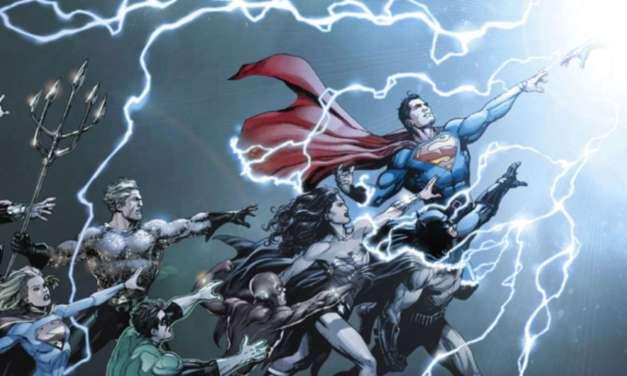 Review – DC Universe: Rebirth #1