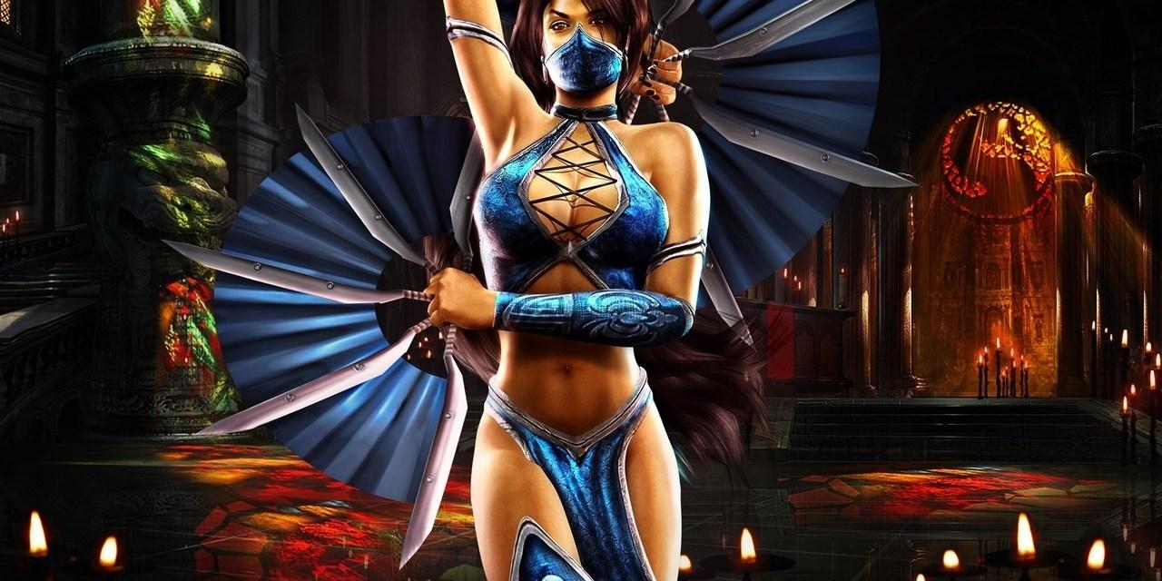 Megan Fox Vies for Mortal Kombat Role