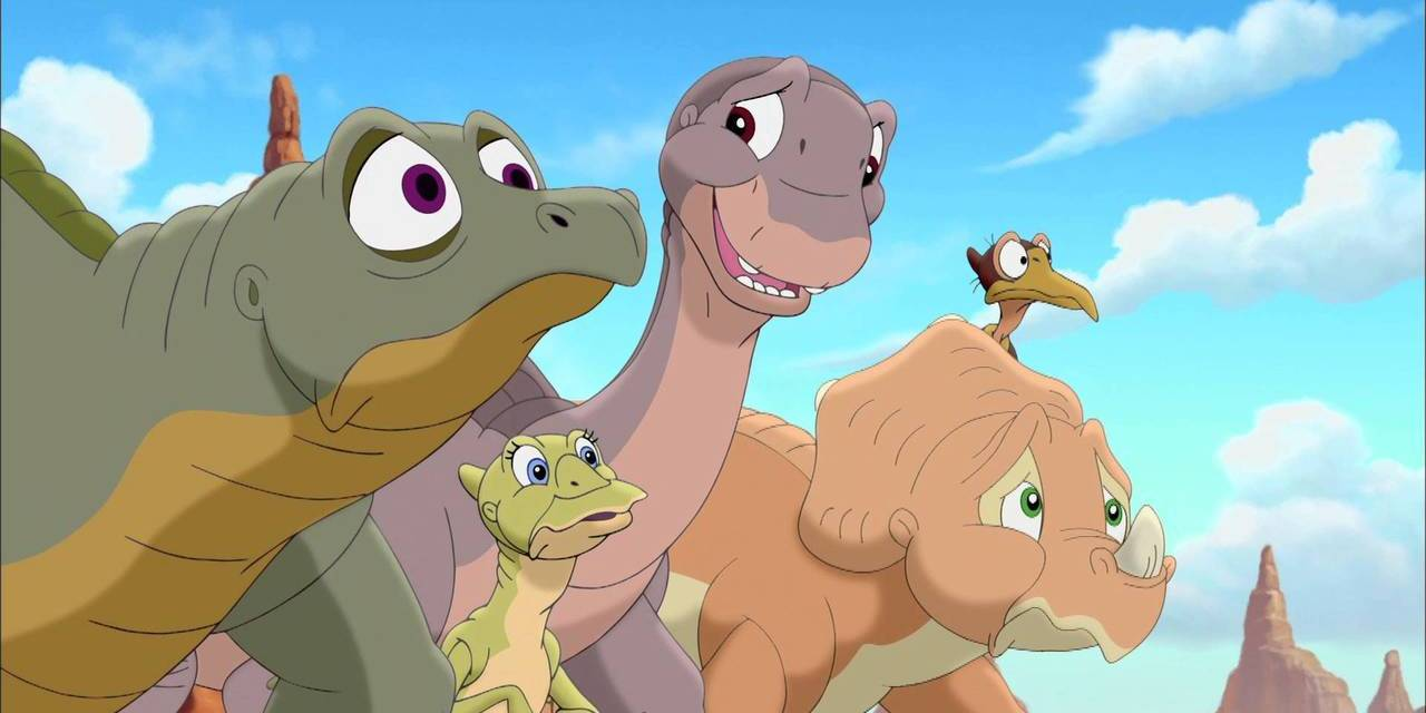 Review: The Land Before Time XIV: Journey of the Brave