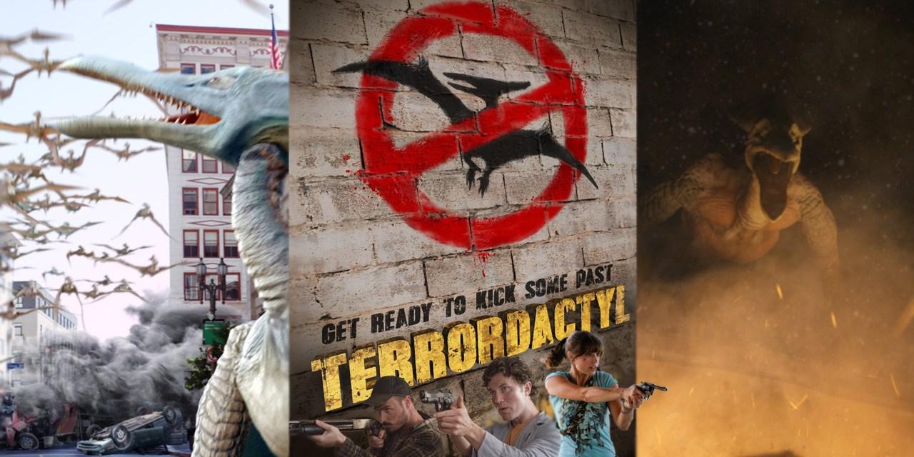 Review: Terrordactyl (Jurassic Wars)