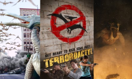 Review: Terrordactyl (Jurassic Wars)