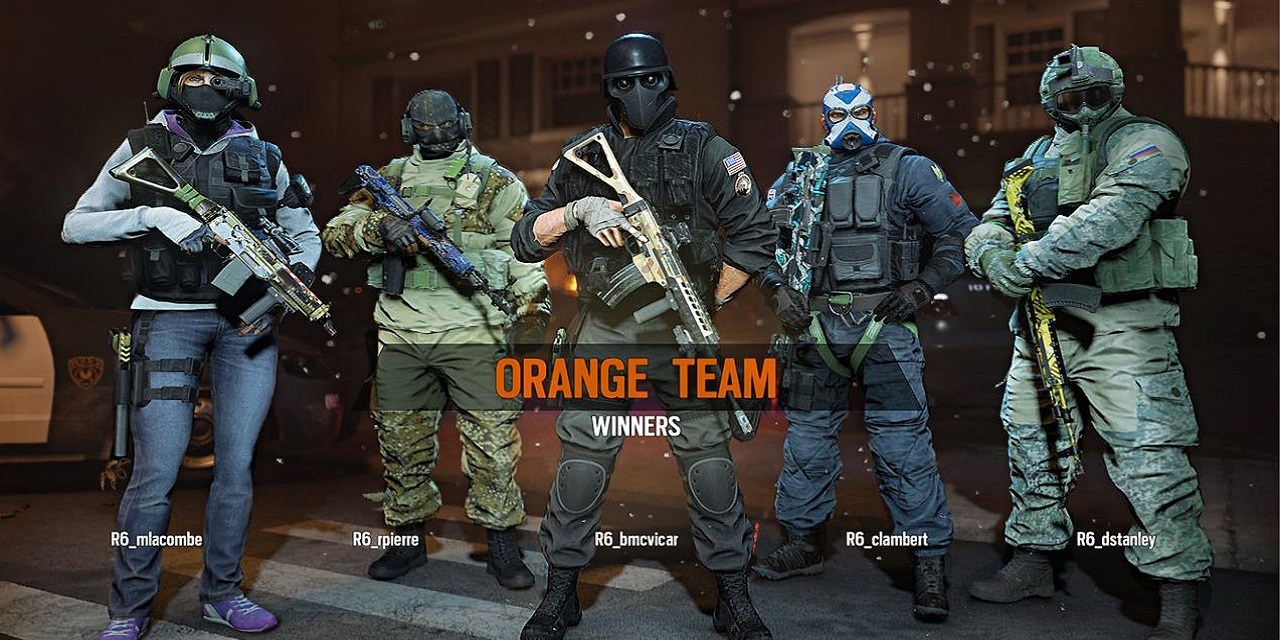 Tom Clancy's Rainbow Six Siege Operation Dust Line Free Update Available May 11th