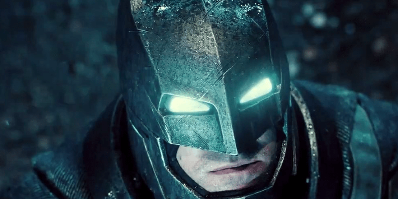Warner Bros. make Ben Affleck Executive Producer for Justice League