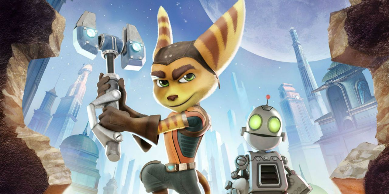 Review – Ratchet & Clank: The Movie