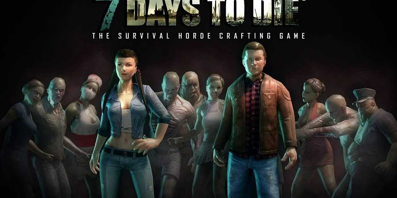 7 Days to Die Crafts Its Undead Survival Phenomenon on PlayStation 4 and Xbox One