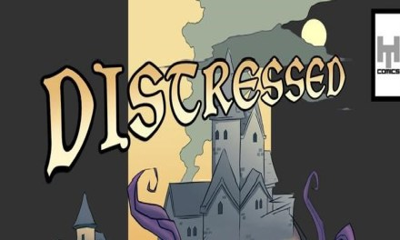 Comic Review: Distressed # 1