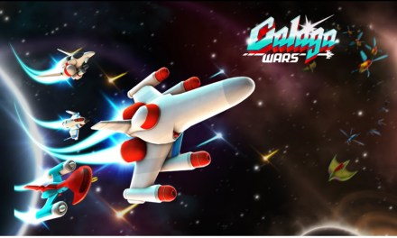 Ladies and gentlemen, GALAGA WARS announced for mobile