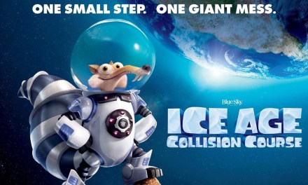 Review: Ice Age: Collision Course