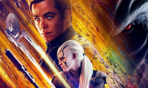 "New Star Trek Beyond trailer brings the ""Sledgehammer"""