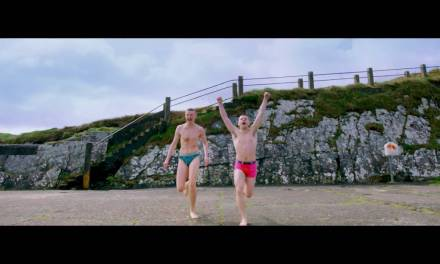 The Young Offenders Give Us A Taste of What's In Store