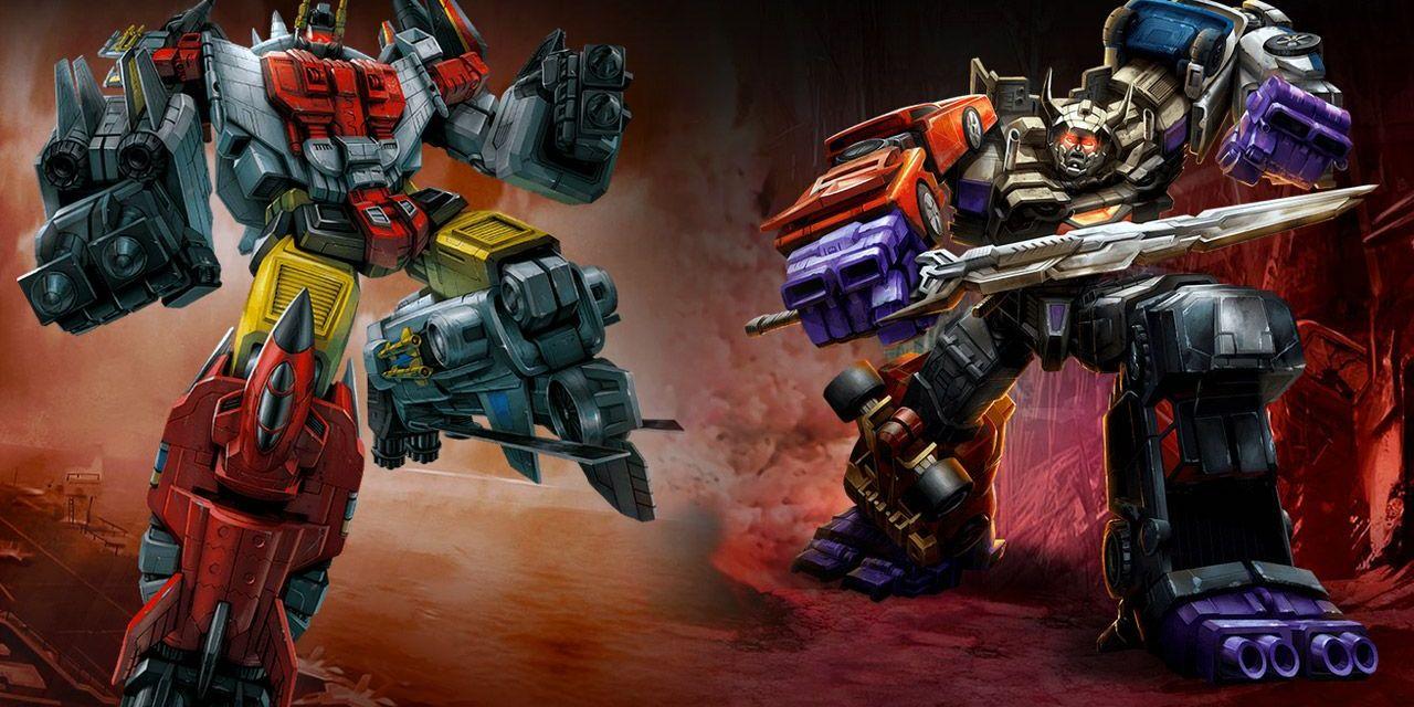 Top 5 Vintage Transformers Combiners