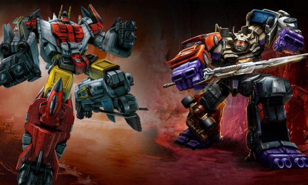Review: Transformers Combiner Wars 'Opening Salvo'