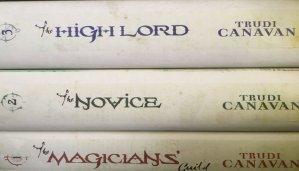 The Black Magicians Trilogy