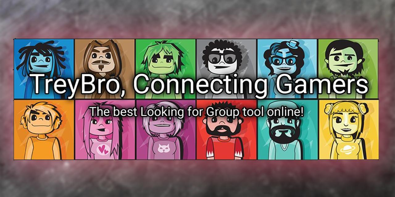 TreyBro – Like Tinder, but for gamers?
