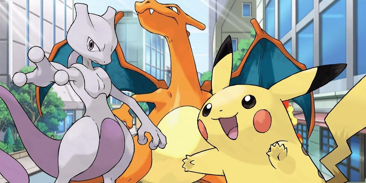 Top 5 Generation 1 Pokémon