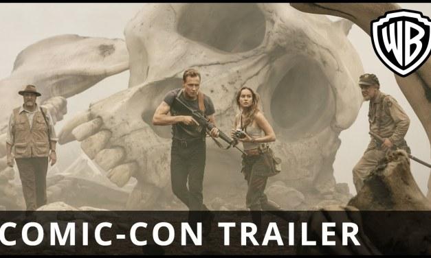 Kong: Skull Island – Comic Con Trailer
