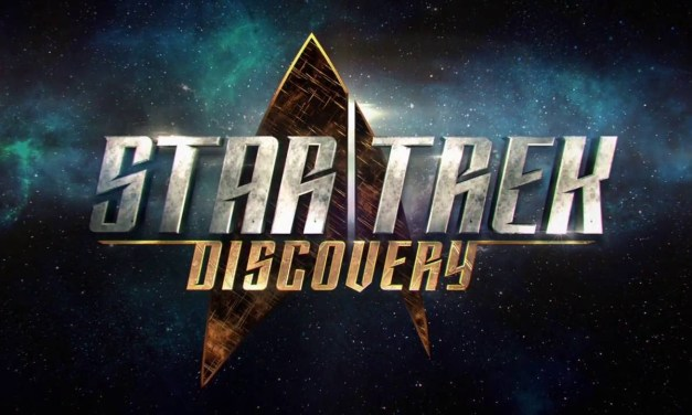 CBS gives us first look at Star Trek Discovery